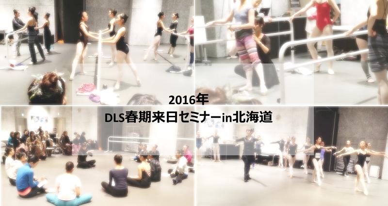 2016年DLS来日セミナーIn北海道
